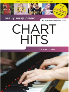 Really Easy Piano Chart Hits No 5 i gruppen Noter & böcker / Piano/Keyboard / Notsamlingar hos musikskolan.se (AM1013210)