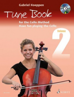 Tune Book 2 i gruppen Noter & böcker / Cello / Flerstämmigt/Ensemble hos musikskolan.se (ED22505)