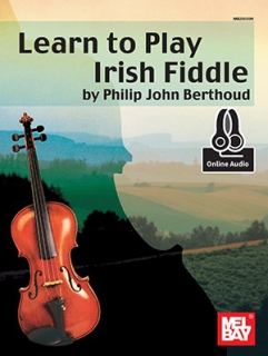 Learn To Play Irish Fiddle i gruppen Noter & böcker / Violin / Spelskolor hos musikskolan.se (MLB20555M)