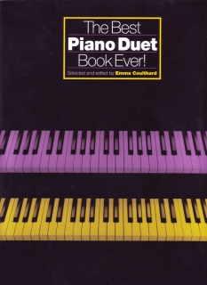 The Best Piano Duet Book Ever! i gruppen Noter & böcker / Piano/Keyboard / Flerstämmigt/Ensemble hos musikskolan.se (ch66341)