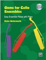Gems for Cello Ensembles med cd