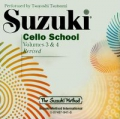 Suzuki cello CD 3 & 4
