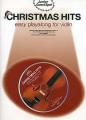 Christmas Hits playalong violin