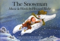 The Snowman Easy Piano Picture Book Howard Blake