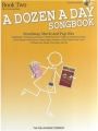 A dozen a day Songbook Book Two Broadway...