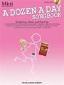 A dozen a day Songbook Mini Broadway...