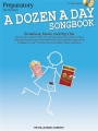 A dozen a day Songbook Preparatory Broadway...