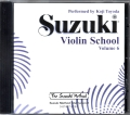 Suzuki Violin 6 (CD)