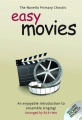 Novello Primary Chorals: Easy Movies med cd