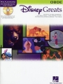 Disney greats - oboe med cd